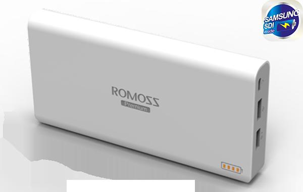 ROMOSS Powerbanks