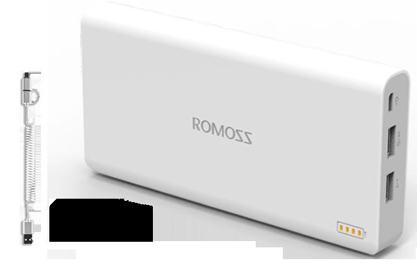 romoss-powerbank-solo-6-16000-foriti-bataria-doro-kalodio